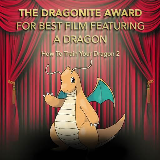The Dragonite Award