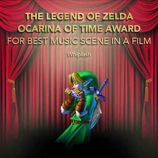 The Legend of Zelda Award