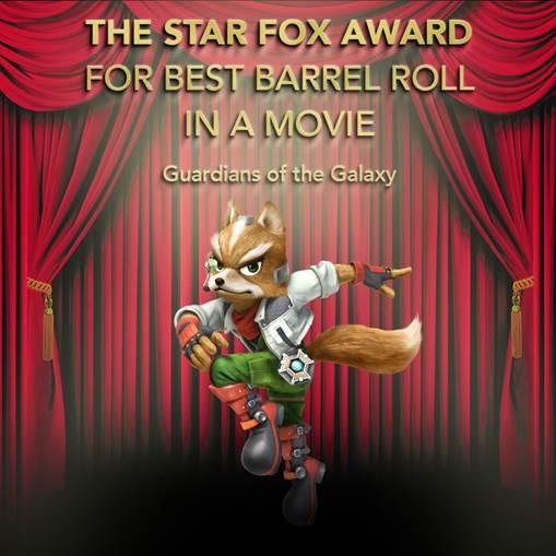 The Star Fox Award