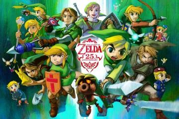 The Legend of Zelda series