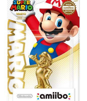 Super Mario amiibo - Gold Edition