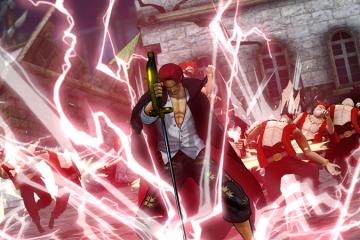 One Piece: Pirate Warriors 3 / Shanks