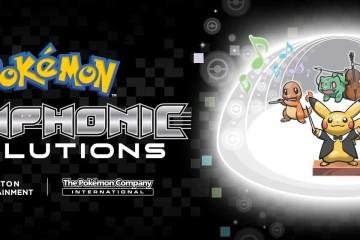 Pokémon: Symphonic Evolutions