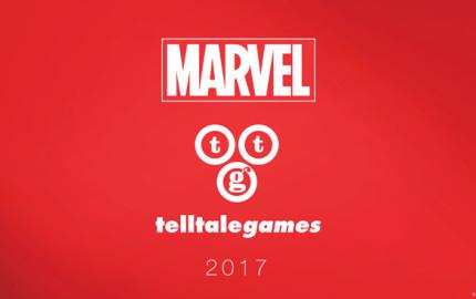 Marvel & Telltale Games
