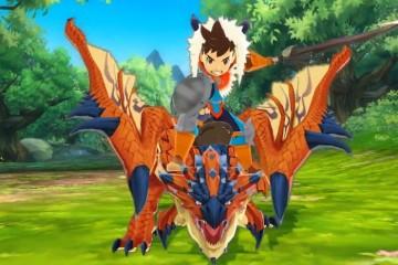 Capcom announces Monster Hunter Stories