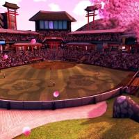 Super Mega Baseball: Extra Innings - Sakura View
