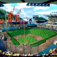 Super Mega Baseball: Extra Innings - Seattle Upper Deck