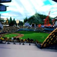 Super Mega Baseball: Extra Innings - Seattle Concourse