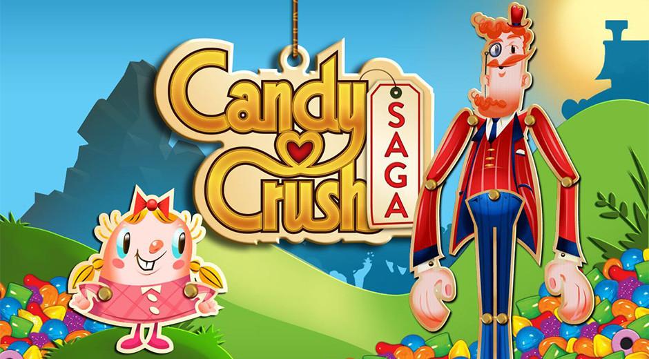 Microsoft will pre-install King's Candy Crush Saga on Windows 10
