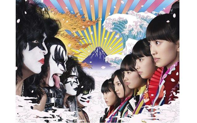 El grupo idol japonés Momoiro Clover Z cantará junto con KISS en la Anime Expo