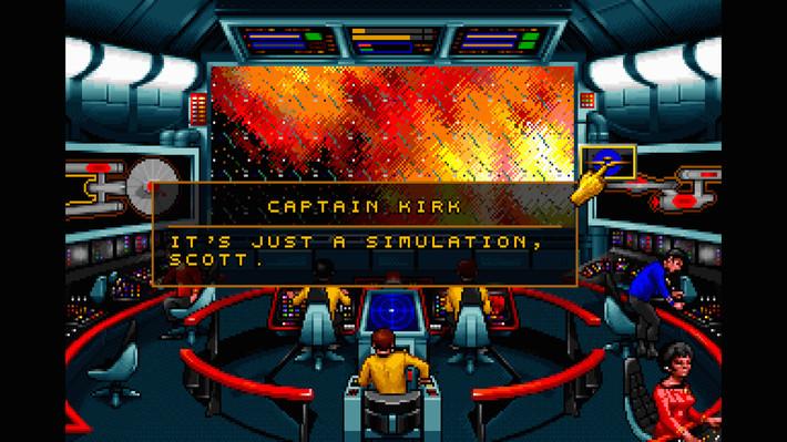 Tres juegos clásicos PC de Star Trek llegan a GOG.com