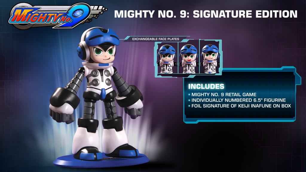Mighty No. 9 - Signature Edition