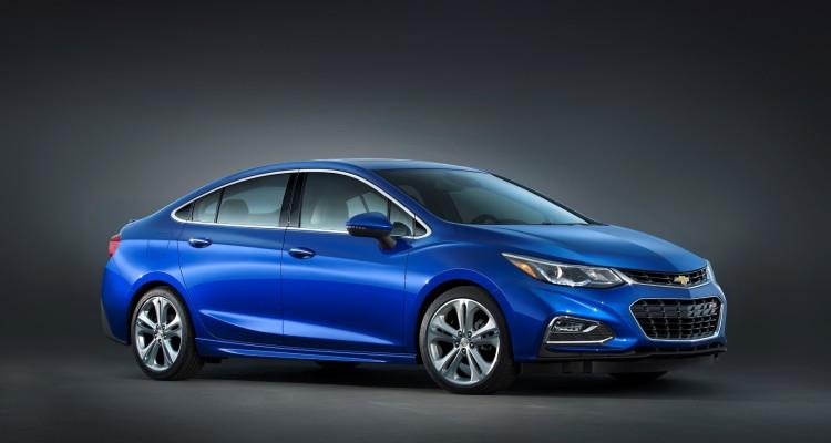 El Android Auto y el Apple CarPlay llegarán al Chevrolet Cruze 2016
