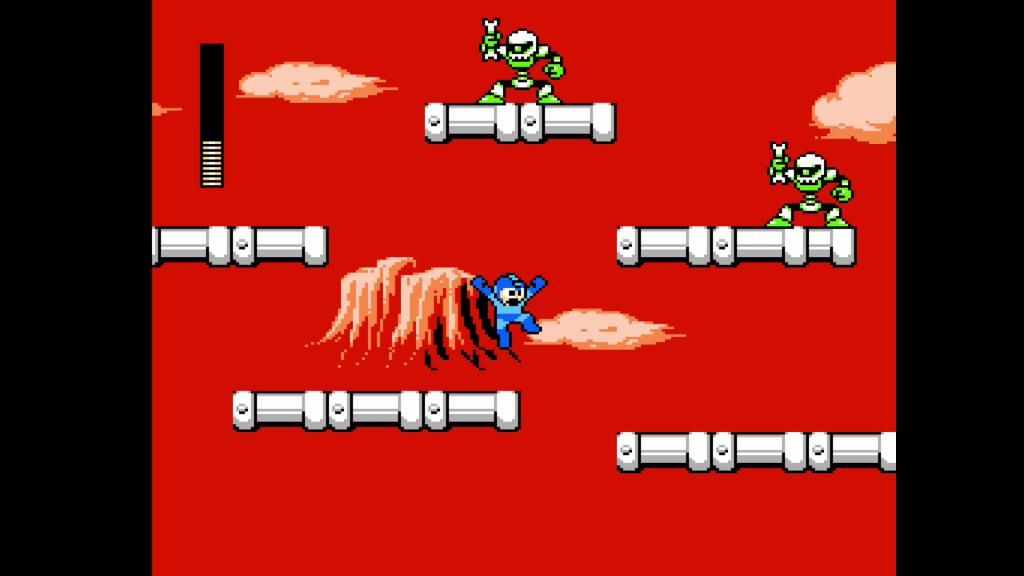 Mega Man Legacy Collection // Mega Man 4 - Skull