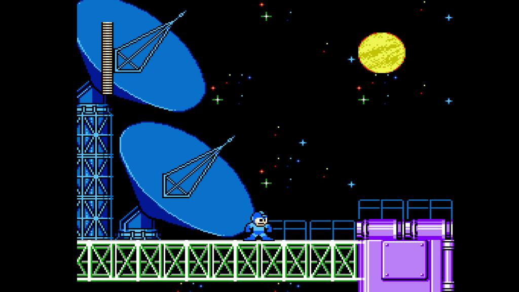 Mega Man Legacy Collection // Mega Man 5 - Star
