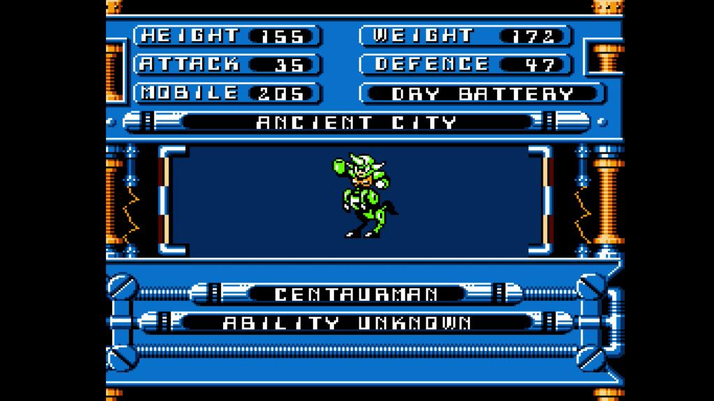 Mega Man Legacy Collection // Mega Man 6 - Centaur
