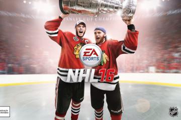 EA Sports: Seleccionados los campeones del Stanley Cup 2015, Jonathan Toews y Patrick Kane, como atletas de la portada de NHL 16