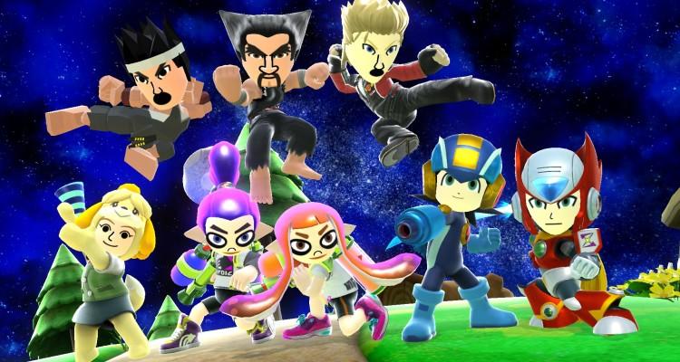 Hoy en Smash: Llegan Ryu, los Mii Fighters de Tekken y Virtua Fighter, y la app Smash Controller