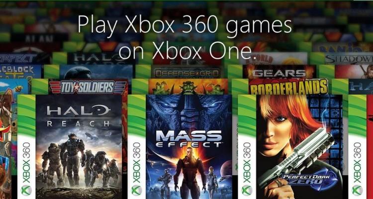 E3 2015: Se convertirá en realidad el jugar los juegos del Xbox 360 en el Xbox One