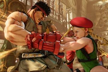 """La experiencia """"Street Fighter V at Six Flags"""" empieza el 2 de julio"""