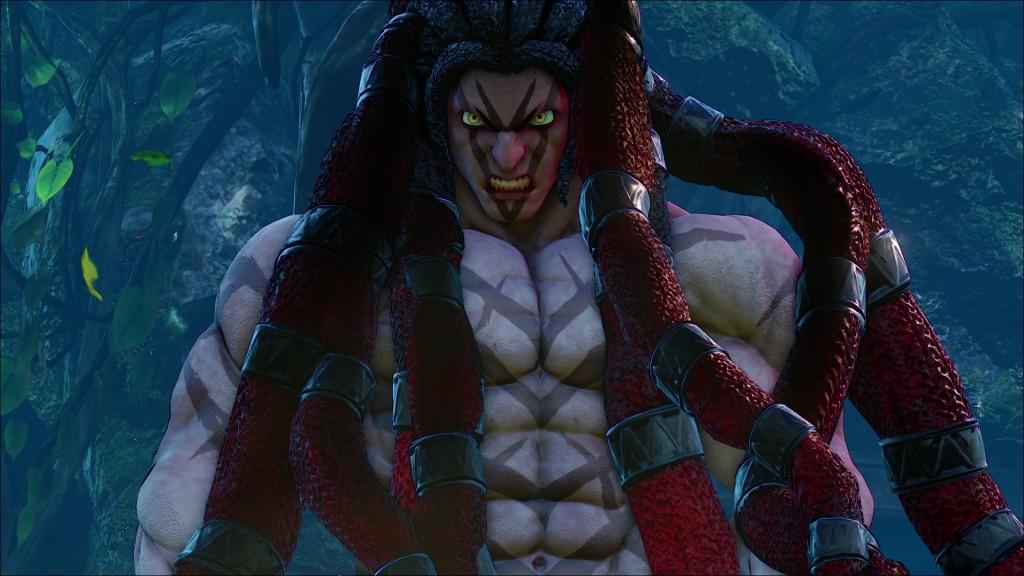 Street Fighter V: Necalli