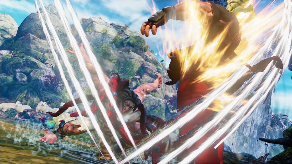 Street Fighter V: Necalli - Critical Art