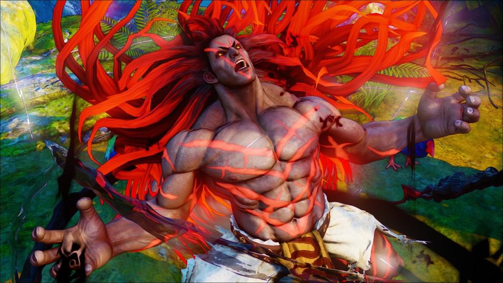 Street Fighter V: Necalli - V-Trigger