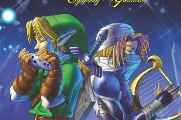 La Sinfónica de Zelda llega a San Diego y Orlando
