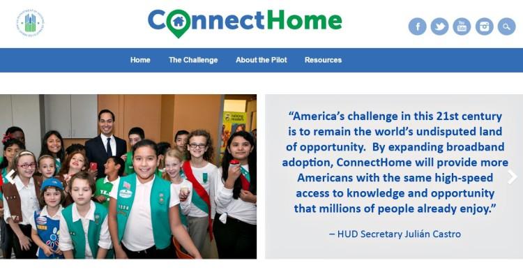 Google ofrecerá Internet de alta velocidad gratis a familias de bajos recursos vía ConnectHome