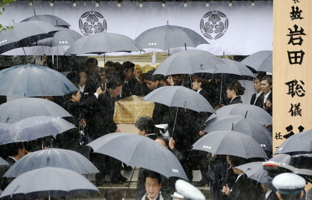 Más de 4.000 personas asisten a funeral de dos días de Satoru Iwata en Kyoto