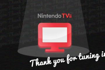 Se cerrará el servicio Nintendo TVii en agosto