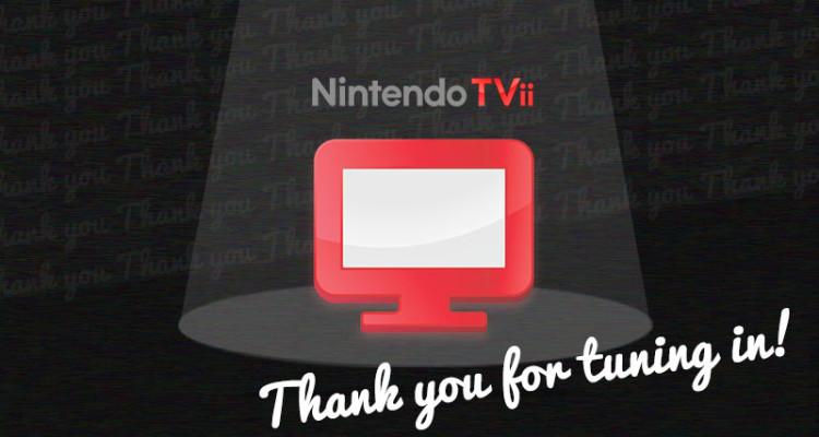 Nintendo TVii service to be shut down in August