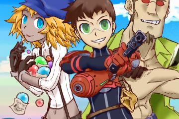 Inafune lanza proyectos en Kickstarter del juego y anime Red Ash