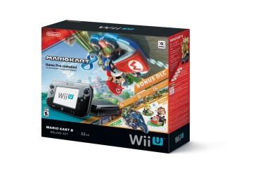Nintendo anuncia un nuevo paquete Wii U con Mario Kart 8 y DLC