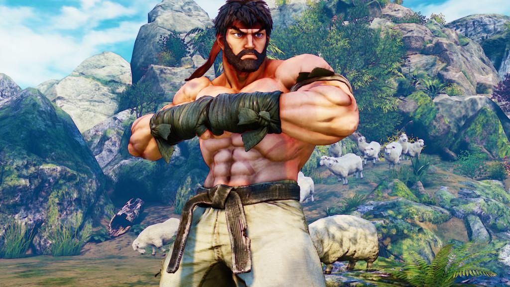 SFV: Ryu Battle Costume via GameStop