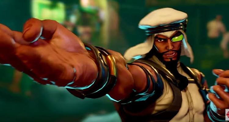Capcom presenta a Rashid para Street Fighter 5
