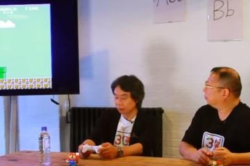 Miyamoto revela que Pikmin 4 está muy cerca de completarse, que Galaxy 3 es una posibilidad, y muestra cómo se hizo el mundo 1-1 de SMB
