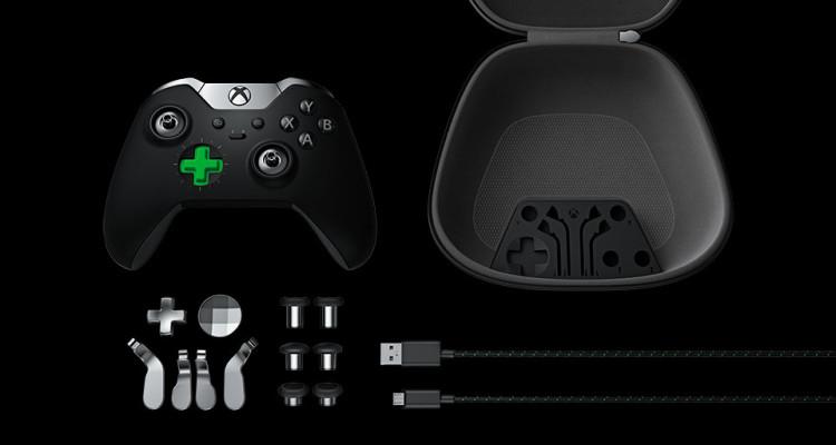 La configuración de mandos llegará a todos los controladores del Xbox One