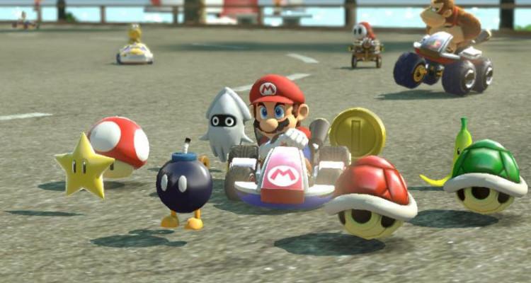 Disney XD presentará Clash of Karts: Mario Kart 8