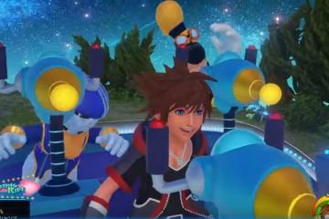 Square Enix shows a new Kingdom Hearts 3 trailer at Jump Festa 2015