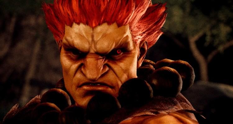 Street Fighter's Akuma is the newest fighter in Tekken 7 Fated Retribution