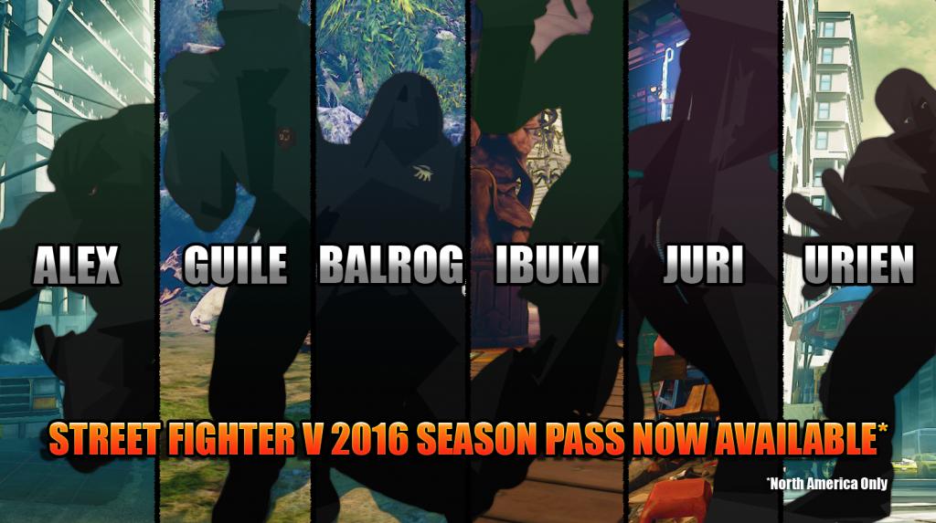 SFV Season Pass