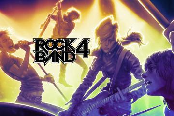 Harmonix le permite a jugadores exportar las canciones de Rock Band 1 a Rock Band 4
