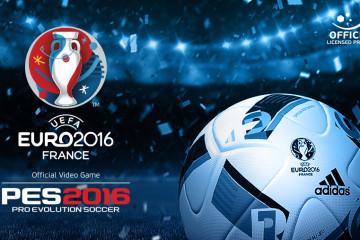El DLC de UEFA Euro 2016 llega a Pro Evolution Soccer 2016 el 24 de marzo