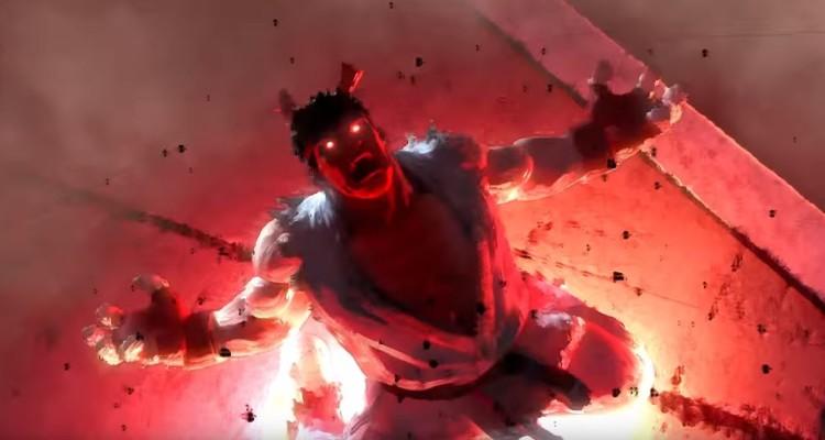 Capcom releases the SFV Full Length CG Trailer