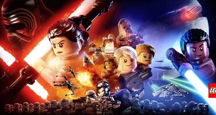 WBIE & TT Games anuncian Lego Star Wars: El Despertar de la Fuerza