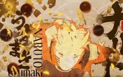 Bandai Namco releases Opening Animation for Naruto Shippuden Ultimate Ninja Storm 4
