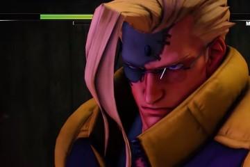 Capcom presents the SFV Character Introduction Series