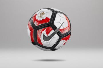 La pelota oficial Ordem Ciento de la Copa América Centenario