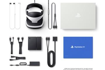 PlayStation VR llega a las tiendas el 26 de octubre a nivel mundial a $399